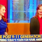 Stacie and Carrie share on Fox and Friends on the FOX News Channel
