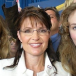 "Sarah Palin said ""Awesome!"" after she heard Stacie sing God Bless America"